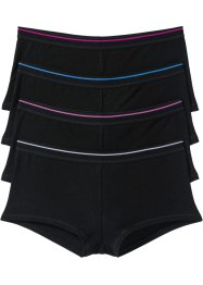 Boxertrosa (4-pack), bpc bonprix collection