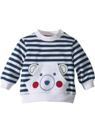 Baby sweatshirt, ekologisk bomull, bpc bonprix collection
