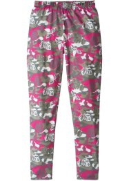 Leggings med kamouflagemönster, bpc bonprix collection