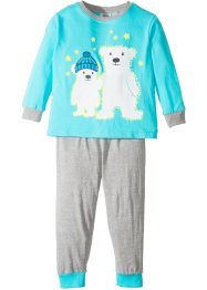 GLOW IN THE DARK-pyjamas (2-delat set), bpc bonprix collection