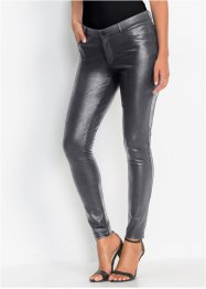 Jerseybyxa i metallic look, BODYFLIRT