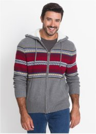 Cardigan med luva, normal passform, bpc bonprix collection