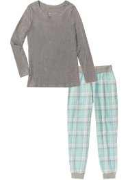 Pyjamas med flanellbyxa, bpc selection