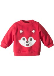 Babysweatshirt, ekologisk bomull, bpc bonprix collection