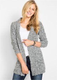 Cardigan i bouclé, bpc bonprix collection