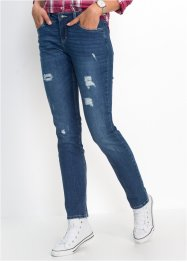 Stretchjeans, destroyed, CLASSIC, John Baner JEANSWEAR