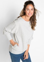 Sweatshirt i oversizemodell, bpc bonprix collection