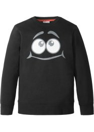 Sweatshirt med coolt tryck, bpc bonprix collection