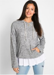 Cropped sweatshirt – designad av Maite Kelly, bpc bonprix collection