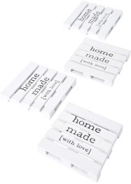 "Underlägg ""Home made"" (4-pack), bpc living bonprix collection"