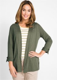Cardigan i flamgarn, bpc bonprix collection