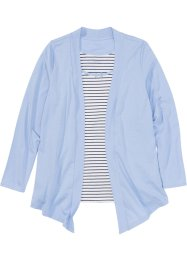 Cardigan med topp, bpc bonprix collection