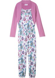 Jumpsuit + bolero (2-delat set), bpc bonprix collection
