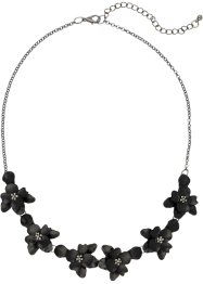 Halsband med blomapplikationer, bpc bonprix collection