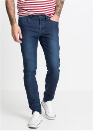 Stretchjeans skinny fit, straight, med återvunnen polyester, RAINBOW