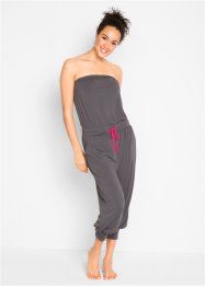 Axelbandslös jumpsuit, bpc bonprix collection