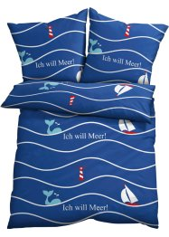 Bäddset med maritim design, bpc living bonprix collection