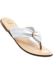 Flip-flops i skinn, bpc bonprix collection