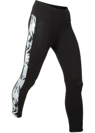 Sportleggings, ¾-längd, nivå 1, bpc bonprix collection