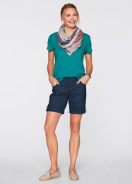 Bermudashorts i papertouch, bpc bonprix collection