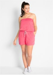 Bandåplaysuit, i bomull, bpc bonprix collection