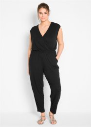 Jumpsuit i jersey, ankellång, bpc bonprix collection