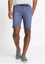 Bermudashorts i stretchmaterial, normal passform, bpc bonprix collection
