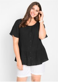 Singoalla blus i crepe, bpc bonprix collection