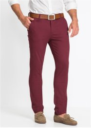 Stretchchinos, smal passform, raka ben, bpc bonprix collection