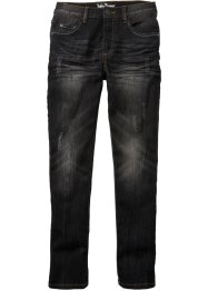 Stretchjeans, smal passform, John Baner JEANSWEAR