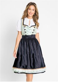 Dirndl med förkläde, bpc bonprix collection