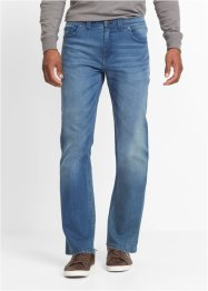 Stretchjeans, normal passform, bootcut, John Baner JEANSWEAR