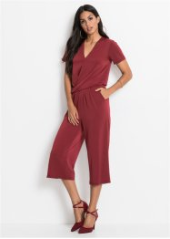 Jumpsuit i omlottdesign, BODYFLIRT