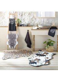 Handduk med leopardmönster, bpc living bonprix collection