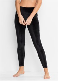 Sammetsleggings, bpc bonprix collection