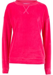 Sweatshirt i plysch, bpc bonprix collection