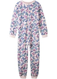Pyjamasjumpsuit för flickor, bpc bonprix collection