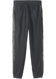 Joggingbyxa med paljetter, bpc bonprix collection