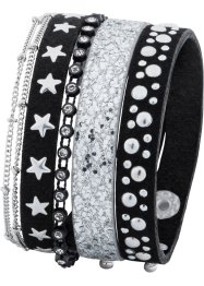 Armbandsset i 5 delar, bpc bonprix collection