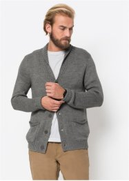Cardigan, normal passform, John Baner JEANSWEAR