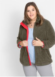 Jacka i teddyfleece, bpc bonprix collection