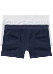 Sömlösa boxershorts (2-pack), bpc bonprix collection