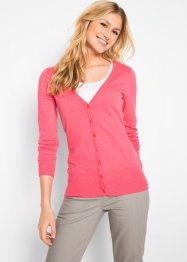 Finstickad cardigan, bpc bonprix collection