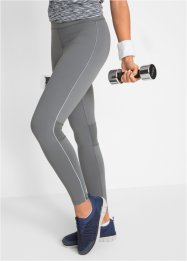 Powerstretchleggings, långa, nivå 3, bpc bonprix collection