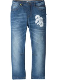 Stretchjeans, normal passform, John Baner JEANSWEAR