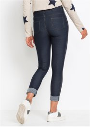 Leggings med jeanslook, RAINBOW