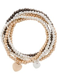 Armband (set med 5 delar), bpc bonprix collection