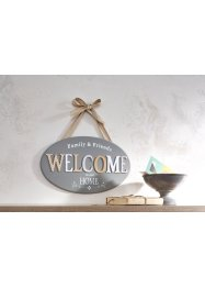 "Prydnadsskylt ""Welcome"", bpc living bonprix collection"