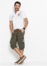 Bermudashorts med cargofickor, normal passform, bpc bonprix collection