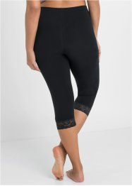 Pyjamasleggings i caprimodell, bpc bonprix collection
